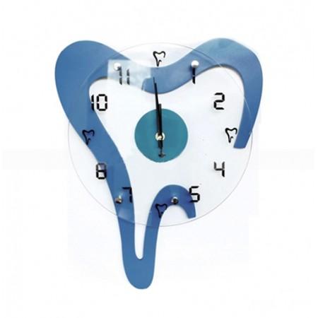 JX®歯の壁掛け歯時計歯壁時計デザインS4010-A